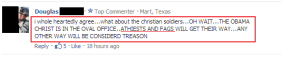foxnews-comment-atheists-and-fags-will-get-their-way